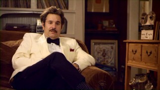 "Paul F. Tompkins is one of 39 drunken people narrating the history lessons in Season 3 of ""Drunk History."""