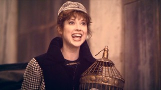 Nellie Bly (Ellie Kemper) tries to go around the world in 80 days. Unbeknownst to her, she's not the only lady journalist on such a mission.