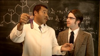 Percy Julian (Jordan Peele) triumphs over southern racism to make many important scientific discoveries.