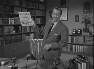 "Walt Disney claims ""Dumbo"" is his favorite movie, or at least it is on the week his anthology program airs it."