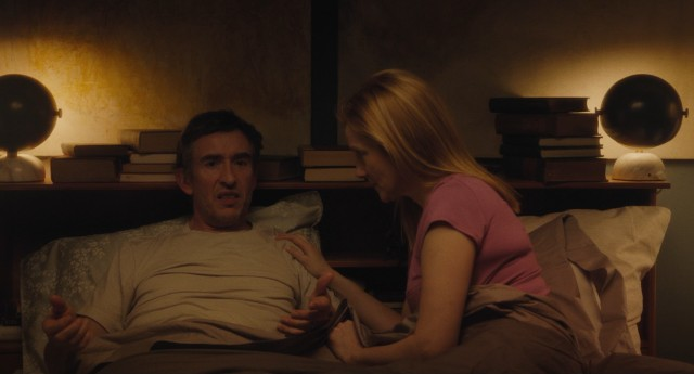 "Thanks to a fine performance by Steve Coogan, Paul Lohman's mental breakdown is more interesting than the rest of what ""The Dinner"" serves up."