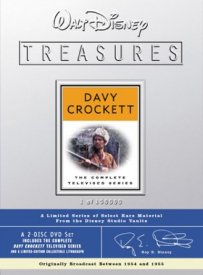 Buy Walt Disney Treasures: Davy Crockett from Amazon.com