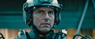 "Tom Cruise goes for it in ""Edge of Tomorrow."""