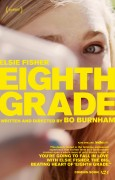 Eighth Grade (2018) movie poster