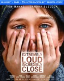 Extremely Loud & Incredibly Close: Blu-ray + DVD + UltraViolet Digital Copy combo pack cover art -- click to buy from Amazon.com