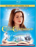 Ella Enchanted Blu-ray + DVD Combo Pack cover art -- click to buy from Amazon.com