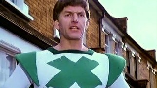 Before he was Darth Vader, David Prowse played Green Cross Man, a superhero helping British children cross the street safely.