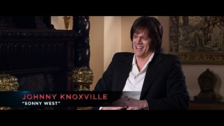"Johnny Knoxville discusses the ""Crazy But True"" story of ""Elvis & Nixon."""