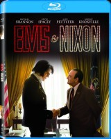 Elvis & Nixon Blu-ray Disc cover art -- click to buy from Amazon.com