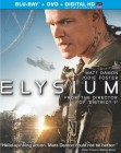 Elysium: Blu-ray + DVD + UltraViolet -- click for larger view