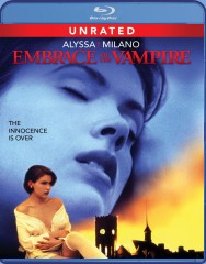 Embrace of the Vampire (1995) Blu-ray Disc cover art -- click to buy from Amazon.com