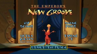 The Emperor S New Groove Amp Kronk S New Groove Blu Ray