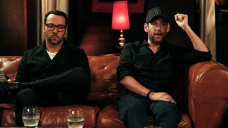 "Jeremy Piven, creator/director Doug Ellin and four other leading actors gather and reminisce in ""The Gang: Still Rockin' It."""