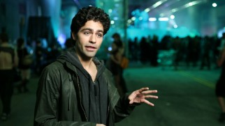 "First-time director Vincent Chase (Adrian Grenier) discusses his behind-the-camera debut in ""The Making of 'Hyde.'"""