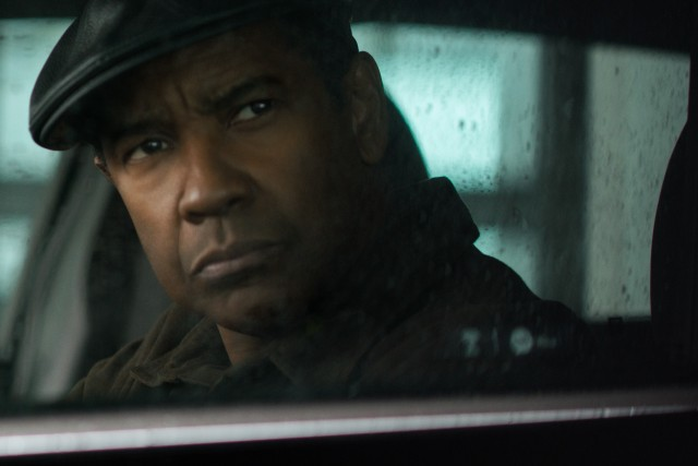 """The Equalizer 2"" finds Robert McCall (Denzel Washington) having left his Home Mart job to drive for Lyft."