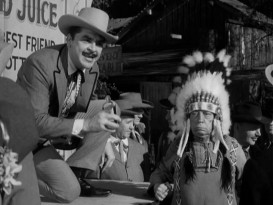 "The 1961 ""Medicine Man"" pilot cast Kovacs as miracle cure salesman Doc and Buster Keaton as his silent assistant Junior."