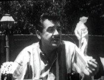 "Ernie Kovacs grants the CBC's ""The Lively Arts"" a Halloween 1961 interview."