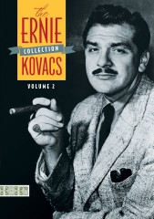The Ernie Kovacs Collection: Volume 2 DVD cover art -- click to buy from Amazon.com