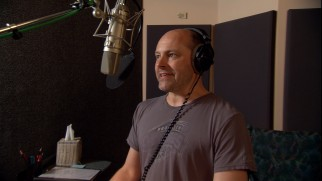 "For once, Rob Corddry gets to play the lead of a film. Alas, it is the animated film ""Escape from Planet Earth."""