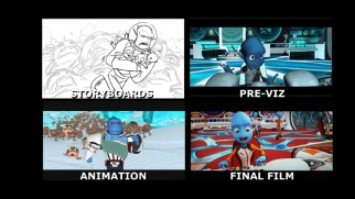 As director Cal Brunker explains, animated movies go through a number of stages, including some not even covered here.