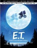E.T. The Extra-Terrestrial (35th Anniversary Limited Edition 4K Ultra HD + Blu-ray + Digital HD) - September 12