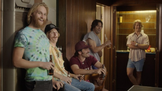 "Richard Linklater's ""Everybody Wants Some!!"" is populated exclusively by beer-swilling, woman-chasing college baseball players, or ""bros"" to use modern parlance."