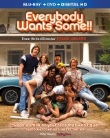 Everybody Wants Some!! Blu-ray + DVD + Digital HD combo pack cover art - click to buy from Amazon.com