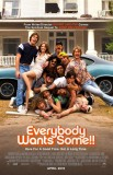 Everybody Wants Some!! (2016) movie poster