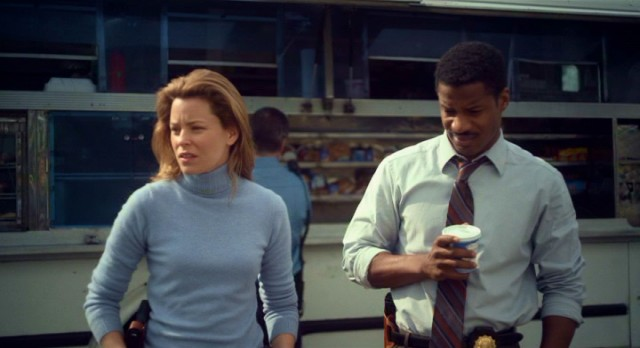 "In ""Every Secret Thing"", Nancy Parker (Elizabeth Banks) leads the police investigation into an abduction that reminds her of an earlier one she worked."