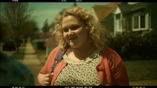 Alice (Danielle Macdonald) walks right into a babysitting job in this deleted storyline.