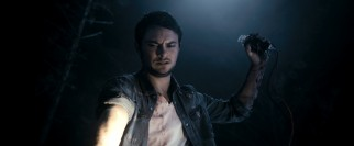 When all else fails, a desperate David (Shiloh Fernandez) tries his hand at reanimation.
