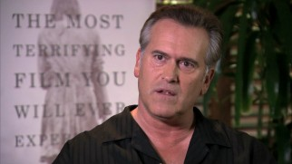 "Actor/producer Bruce Campbell, the one person most resistant towards a remake, apparently came to consider this project ""groovy."""