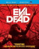 Evil Dead: Blu-ray + DVD + UltraViolet Combo Pack cover art -- click to buy from Amazon.com