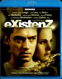eXistenZ Blu-ray Disc cover art -- click to buy from Amazon.com