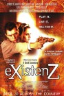 eXistenZ (1999) movie poster
