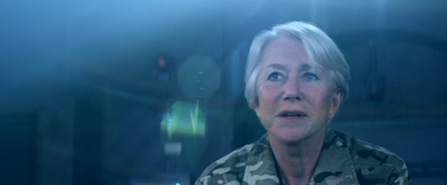 """Eye in the Sky"" stars Helen Mirren as Colonel Katherine Powell, who is looking for clearance to strike a terrorist safe house."
