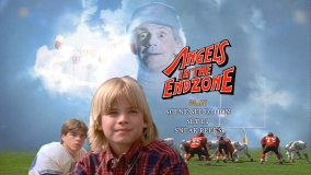 "Try to contain your excitement over the ""Angels in the Endzone"" DVD's Main Menu."