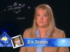 Kim Richards in 'Making the Escape'