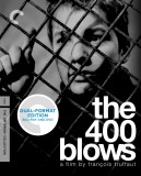The 400 Blows: The Criterion Collection Blu-ray + DVD Dual Format Edition cover art -- click to buy from Amazon.com
