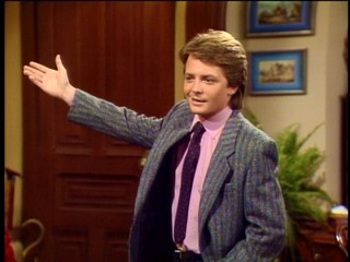 "Though not conceived that way, Alex P. Keaton (Michael J. Fox) was the long undisputed star of ""Family"" by Season Six."