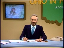 On the air unprepared, Steven (Michael Gross) comes to regret getting Mallory a job at his public television station.
