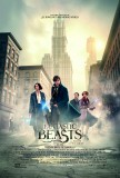 Fantastic Beasts and Where to Find Them (2016) movie poster