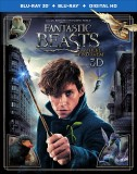 Fantastic Beasts and Where to Find Them (Blu-ray 3D + Blu-ray + Digital HD) - March 28