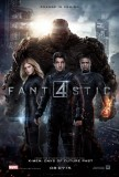Fantastic Four (2015) movie poster
