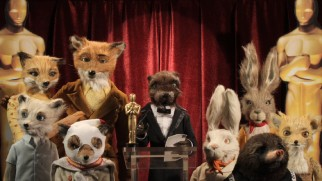 This Fantastic Mr. Fox Oscar acceptance speech was not needed, but it's incredibly fun to see.