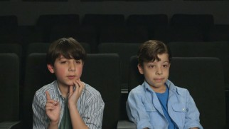 "Youngsters Jake Ryan and Jeremy Logan offer a precocious and entertaining Discussion and Analysis of ""Fantastic Mr. Fox."""