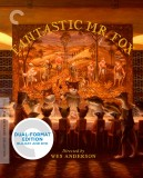 Fantastic Mr. Fox: The Criterion Collection Blu-ray + DVD Dual Format Edition cover art -- click to buy from Amazon.com