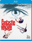 Fantastic Voyage: Blu-ray Disc cover art -- click to buy from Amazon.com
