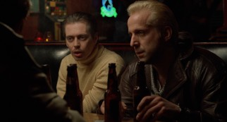 Chatty Carl Showalter (Steve Buscemi) and quiet Gaear Grimsrud (Peter Stormare) make for unlikely partners in crime.