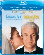 Father of the Bride & Father of the Bride Part II: 2 Movie Collection Blu-ray + DVD combo cover art - click to buy from Amazon.com